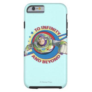 To Infinity and Beyond Logo Disney Tough iPhone 6 Case Casemate_case