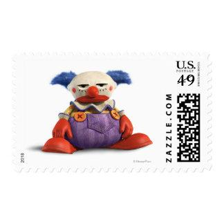Toy Story 3 - Chuckles Postage Zazzle_stamp