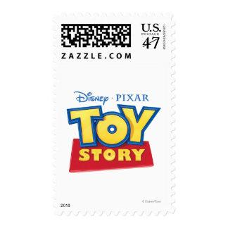 Toy Story 3 - Logo 2 Stamp
