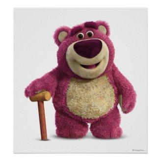 Toy Story 3 - Lotso Posters Print