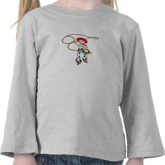 Toy Story's Jesse with Lassoo Tshirts