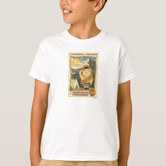 Wilderness Explorers with Russell - Disney Pixar T-Shirt Zazzle_shirt
