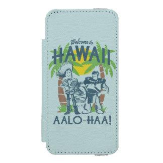 "Woody and Buzz - Welcome To Hawaii Incipio Watsonâ""¢ iPhone 5 Wallet Case Zazzle_incipiowatson"