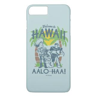 Woody and Buzz - Welcome To Hawaii iPhone 7 Plus Case